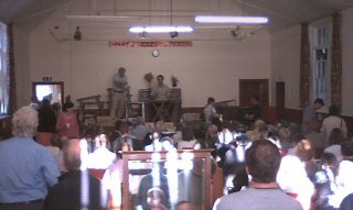 Auctions in a Day 2004 in Alresford Community Centre